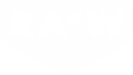 We Are RA*W Logo
